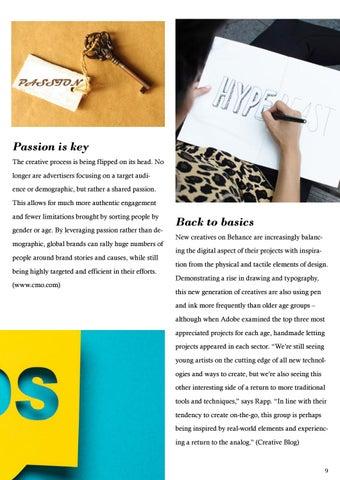 Page 9 of Our Nov/Dec Mentors