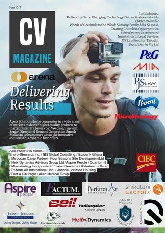 fa9927fcee4a CV Magazine June 2017 by AI Global Media - issuu