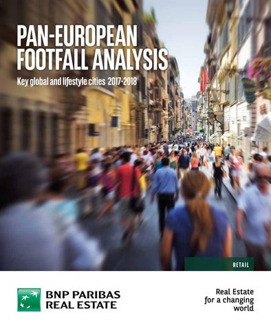 37e80e7475969 Pan-European Footfall 2017 2018 by Newsec Advisory A S - issuu