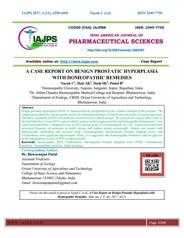 91 iajps91112017 by INDO AMERICAN JOURNAL OF PHARMACEUTICAL SCIENCES