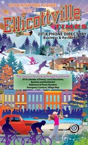 2018 Ellicottville Times Directory By Ellicottville Times Issuu