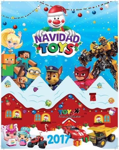 Catálogo Navidad Jugueterias Toys 2017 By Jugueterias Toys Issuu