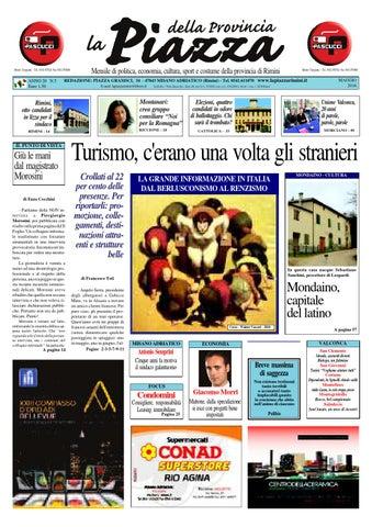 8d45af87ee49 Maggio 2016 - La Piazza Rimini by La Piazza della Provincia - issuu