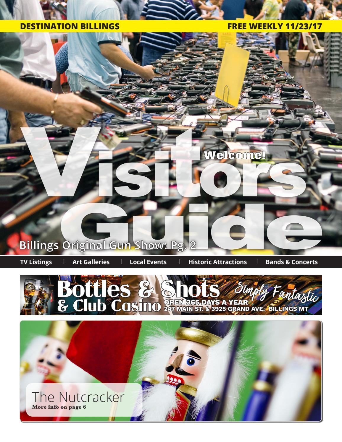 46e23d9c2b938a Welcome! Visitors Guide 17-11-23 by Welcome! Visitors Guide - issuu