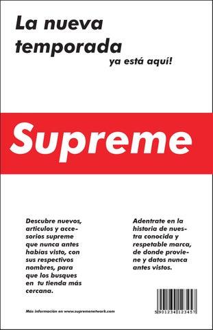 Supreme By Esetar Issuu