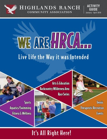 Hrca january april 2018 activity guide by laura mitchell issuu