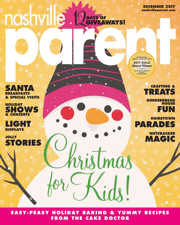Nashville Parent magazine December 2017 by Day Communications ...