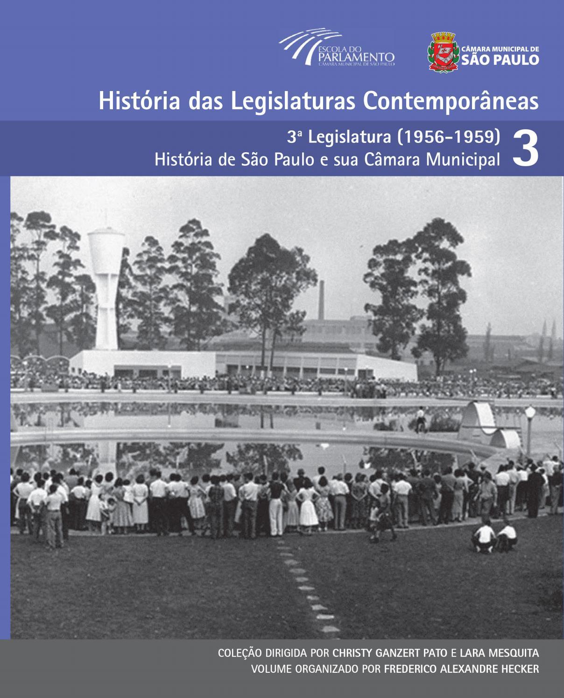 Milto Leite: História Das Legislaturas Contemporâneas 3 By Centro De