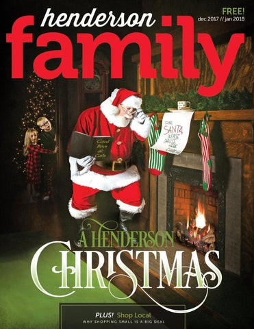 9bfc8ddb8 Henderson Family - December 2017 / January 2018 by Tanner Publishing ...