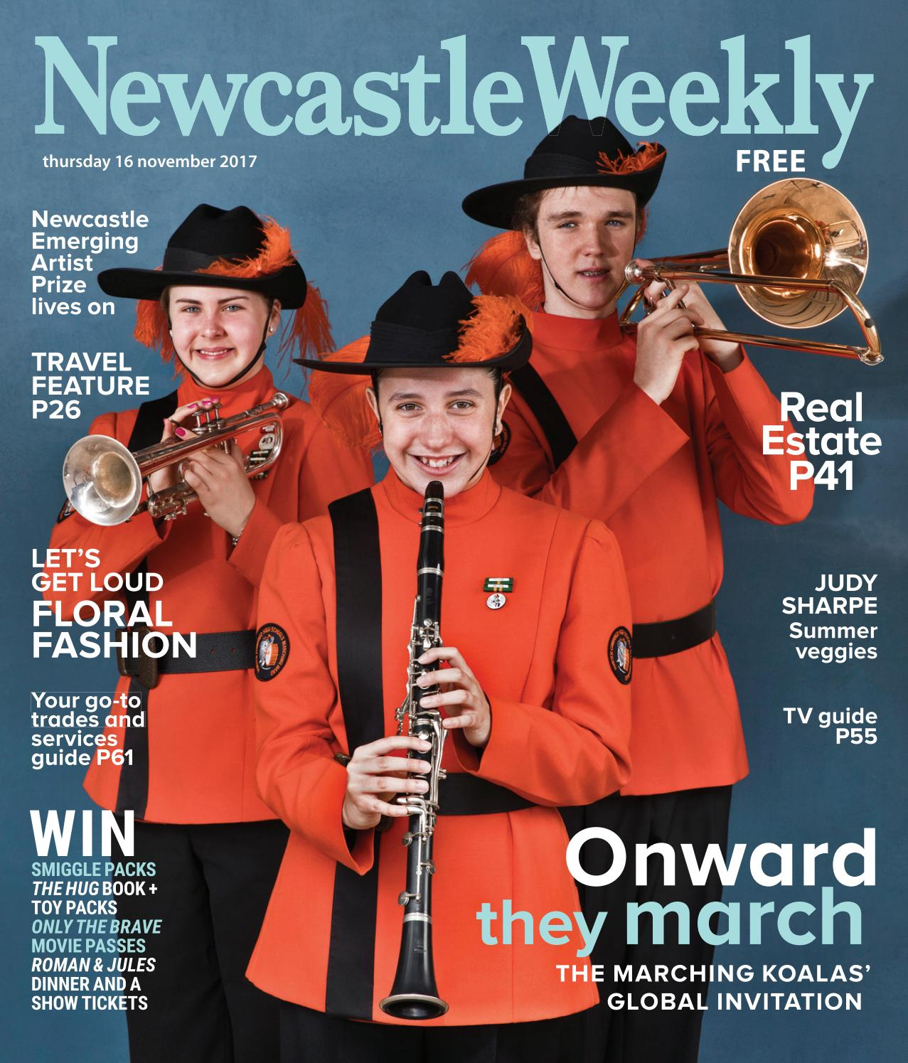 26df6132e780f 16 November 2017 by Newcastle Weekly Magazine - issuu