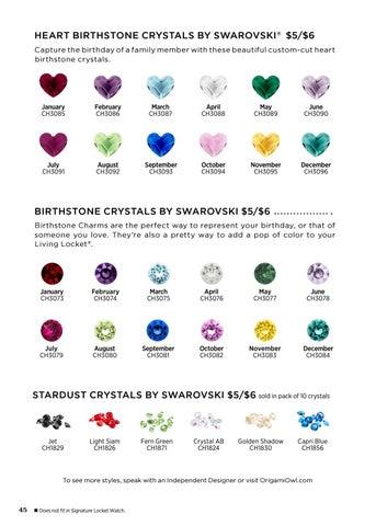 Origami Owl Holiday Digital Guide 2017 By Origami Owl Custom Jewelry