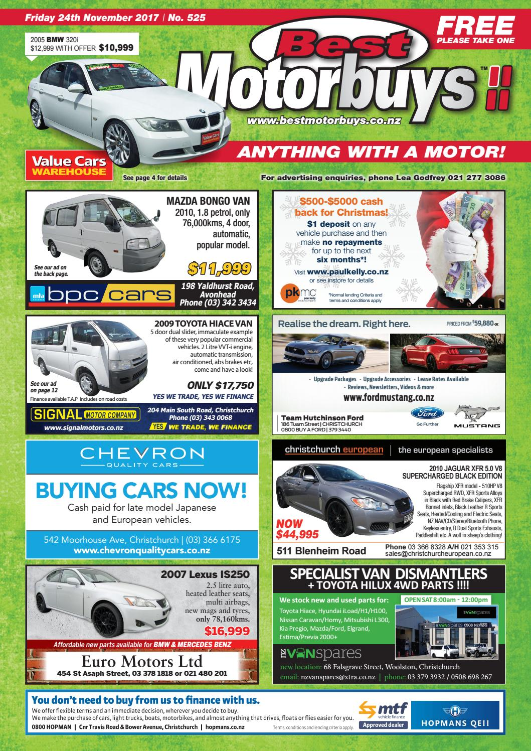 Best Motorbuys 24 11 17 By Local Newspapers Issuu