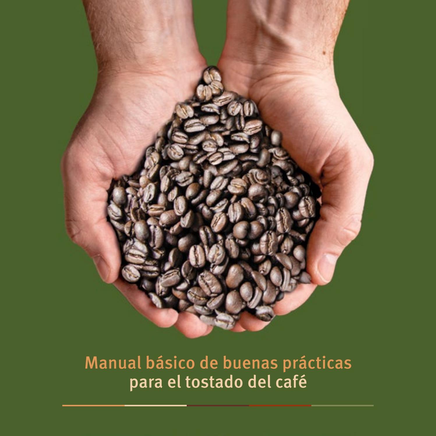 revisión delgada de café