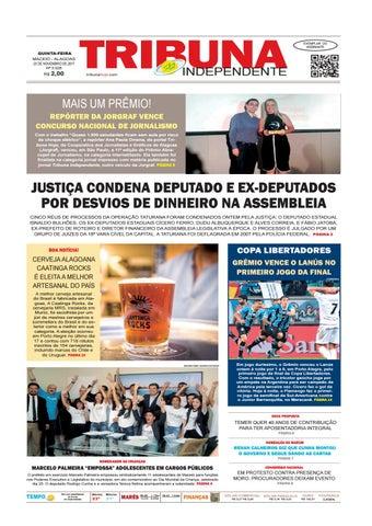 178ab2678cb4f Edição número 3028 - 23 de novembro de 2017 by Tribuna Hoje - issuu