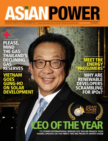 Asian Power (November - December 2017) by Charlton Media