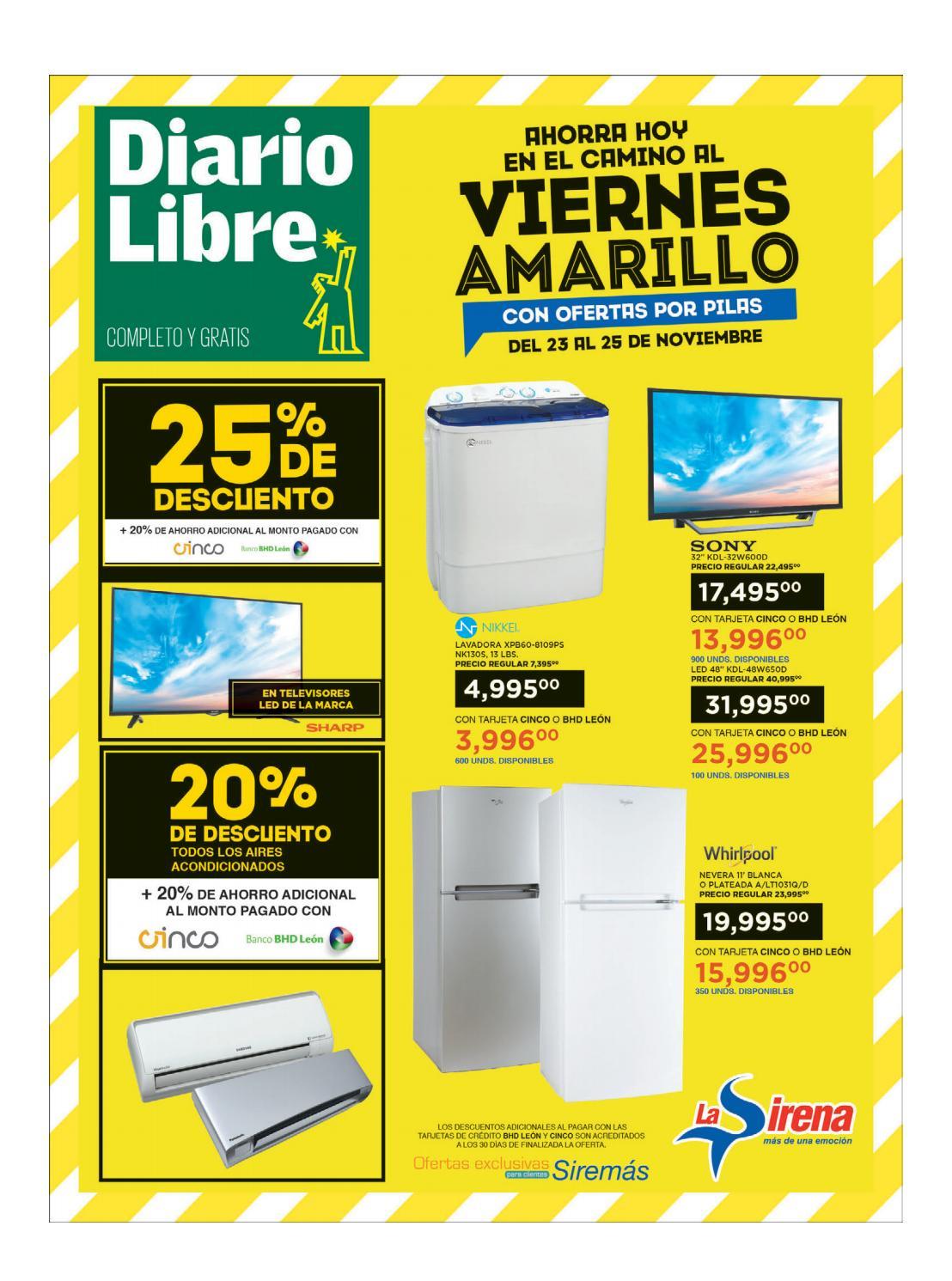 Diariolibre5034 by Grupo Diario Libre, S. A. - issuu