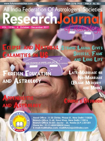 Research Journal Oct-Dec 2017 by Future Samachar - issuu