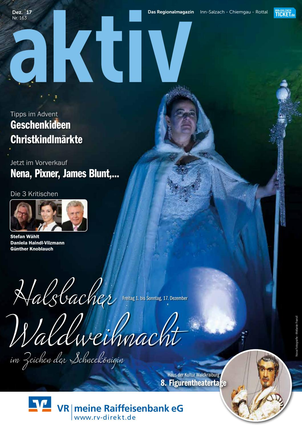 aktiv Das Regionalmagazin - Dez. // Nr. 163 by aktiv Das ...