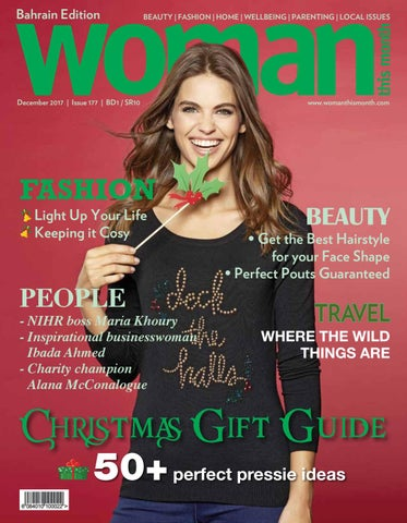 1009418a512 Woman This Month - December 2017 by Red House Marketing - issuu