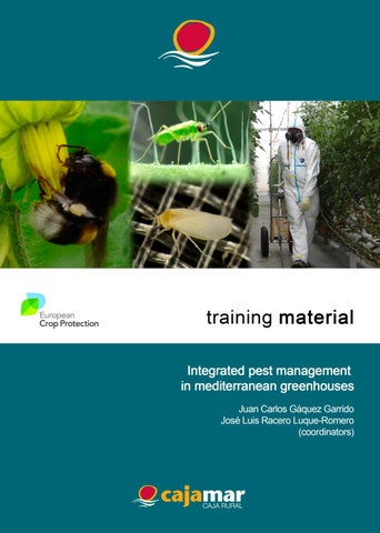 Integrated Pest Management in Mediterranean Greenhouses by ECPA - issuu 21b11764f1c9