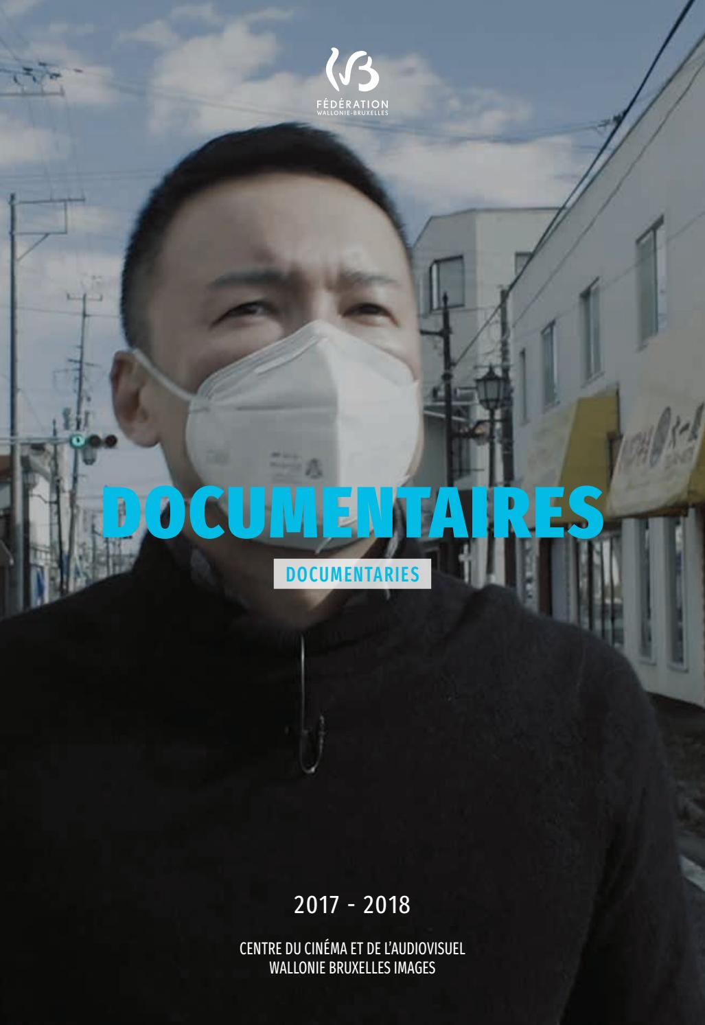 Catalogue Des Documentaires 2017 2018 By Centre Du Cinma Et De LAudiovisuel
