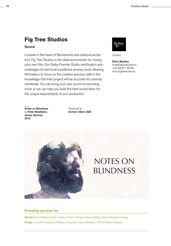 Shoot & Postproduce in Catalonia by Institut Català de les