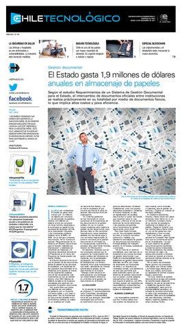Chile Tecnológico Noviembre 2017 by Chile Tecnológico - issuu 3db82e0e8db