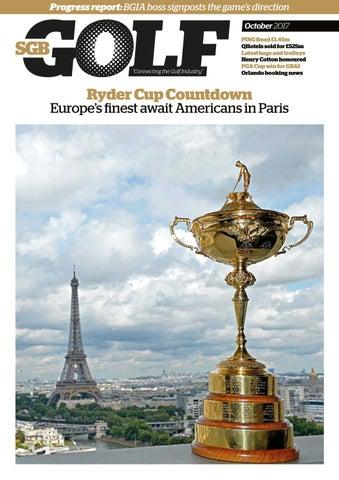 3f550ec3035 SGB Gold Oct No 17 by Silverback Publishing Ltd - issuu