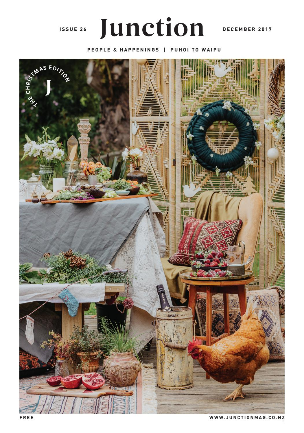 Junction December 2017 by Junction Mag - issuu