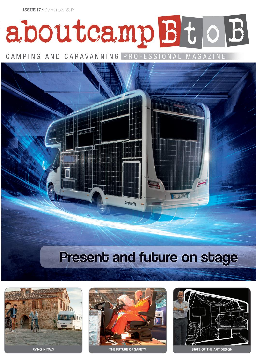 Aboutcamp Btob Issue 17 By Fuori Media Srl Issuu Peugeot 306 V Reg Fuse Box