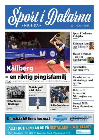 d2a5fcf9aafe Sport i dalarna #3 2017 by Asa Svensson - issuu