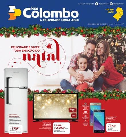 ee854de98 Tabloide Dezembro - PR by Lojas Colombo - issuu