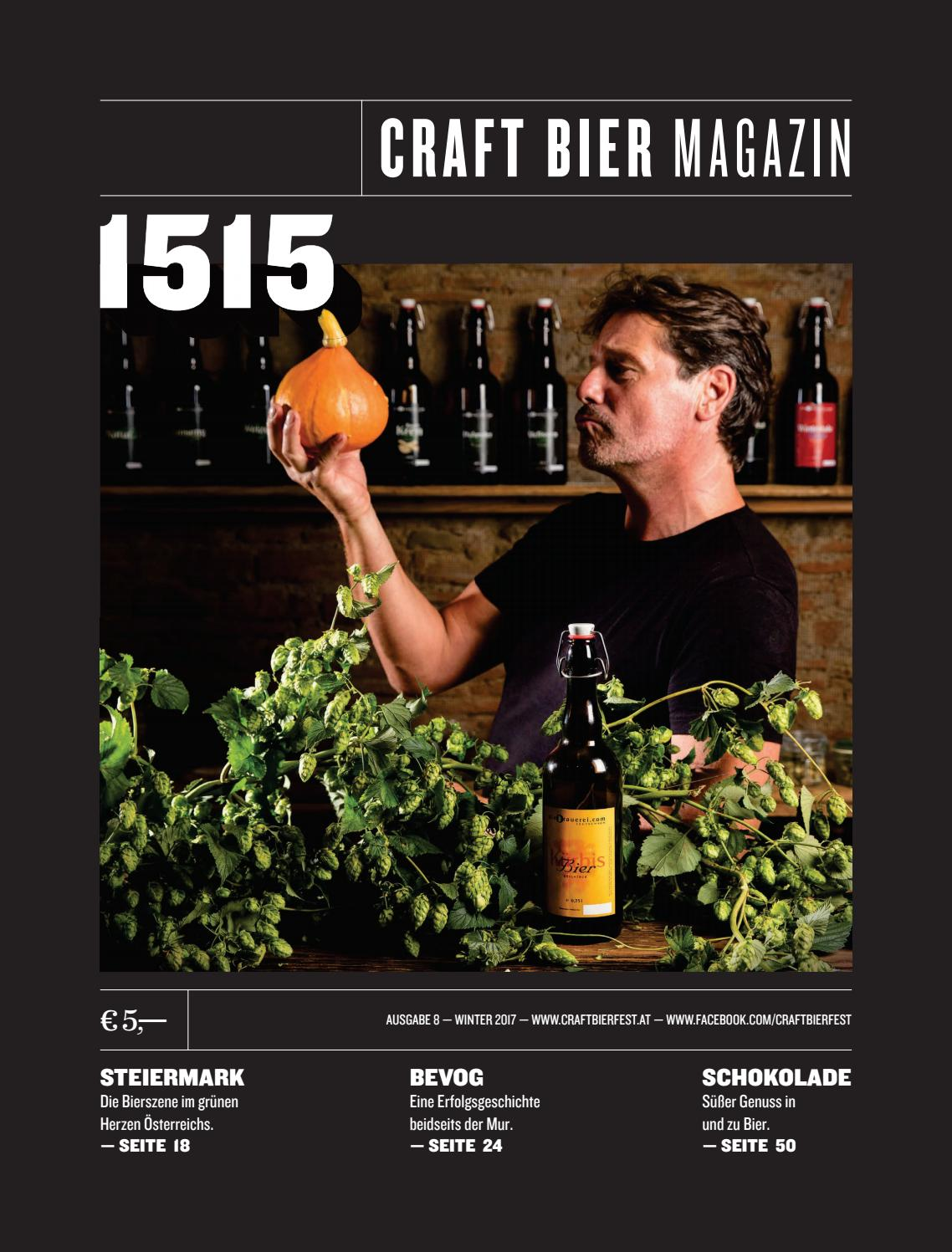 1515 Craft Bier Magazin #08 – Winter 2017/2018 by Craft Bier Fest ...