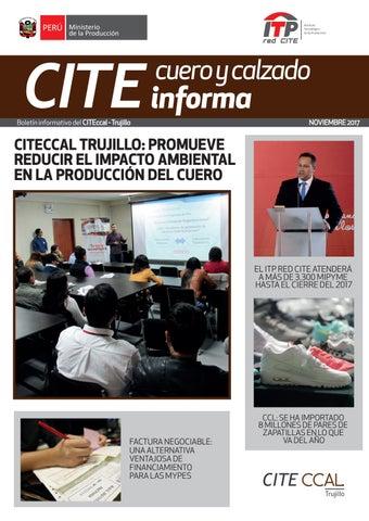 3bc25ed7 CITE INFORMA by CITEccal - Trujilllo - issuu