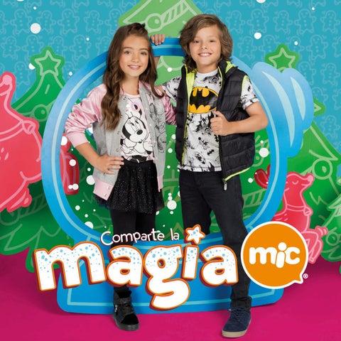 Comparte la magia MIC by MIC Ponemos la Fantasía - issuu eab03330a3c58