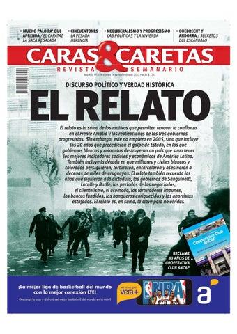 Caras Y Caretas 839 By Caras Y Caretas Issuu