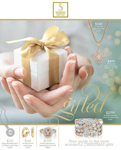 ea6035922 Greymouth Showcase Jewellers 2017 Christmas catalogue by Justine ...
