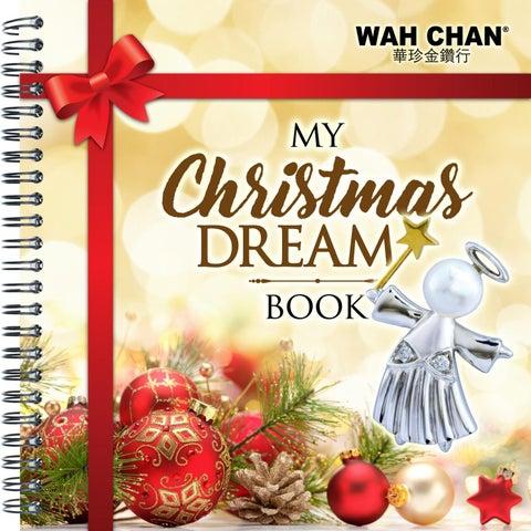 My Christmas Dream.My Christmas Dream Book By Wah Chan Issuu