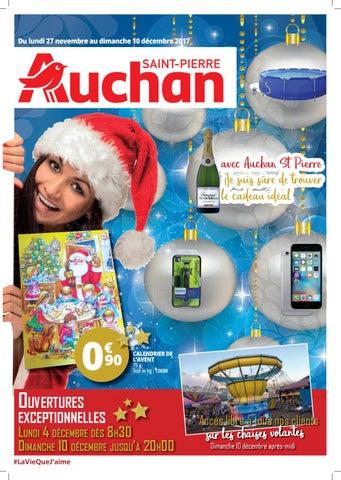 Catalogue Auchan Saint Pierre Du 27 Novembre Au 10 Décembre