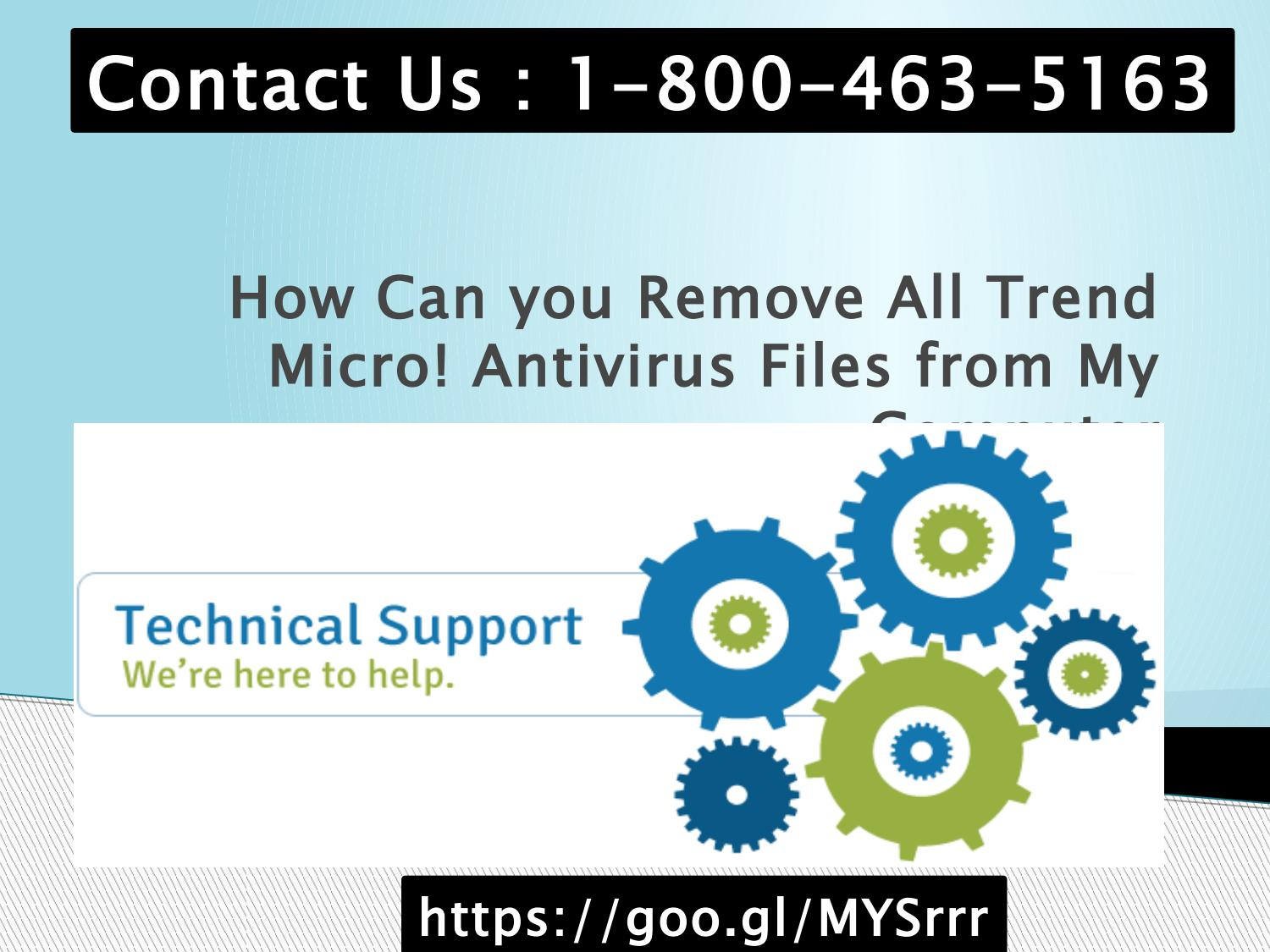 Trend Micro Antivirus free download | Technical Support | 1-800-463