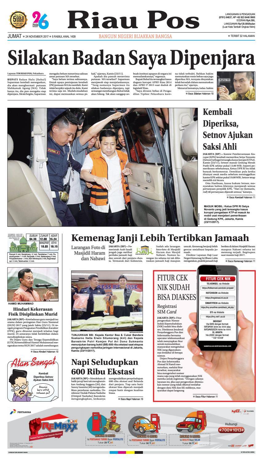 2017 11 24 By Riau Pos Issuu Produk Ukm Bumn Pasmina Glitter