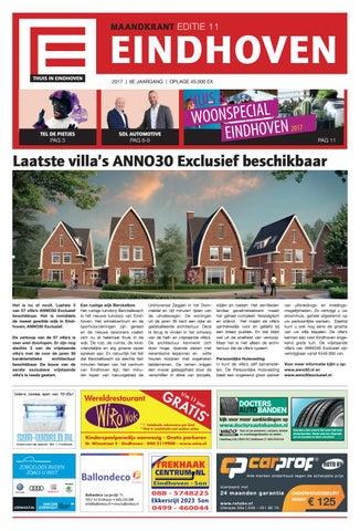 Eindhoven Thuis 2017 In Editie Woensel By November trxhQCsd