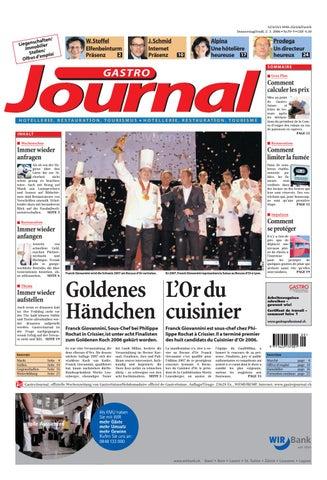GastroJournal 9/2006 by Gastrojournal - issuu