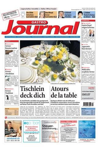 GastroJournal 20 2006 By Gastrojournal