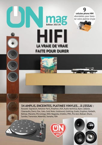 On Mag Guide Hifi 2017 By On Magazine Issuu