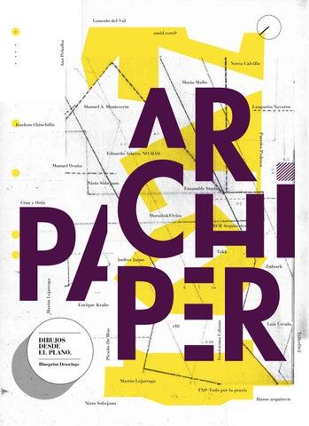 Archipaper dibujos desde el plano by aecid publicaciones issuu page 1 malvernweather Images