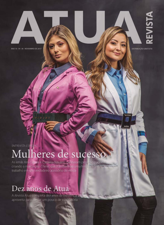 Revista Atua - Novembro 2017 by Revista Atua - issuu 786c303f70d