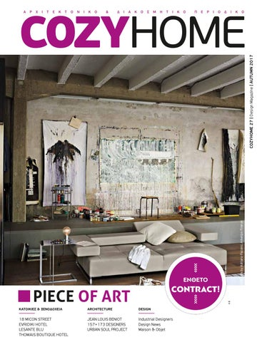 a4d4b70f96fa COZYHOME Issue 27 - Autumn 2017 by COZY PUBLICATIONS - issuu