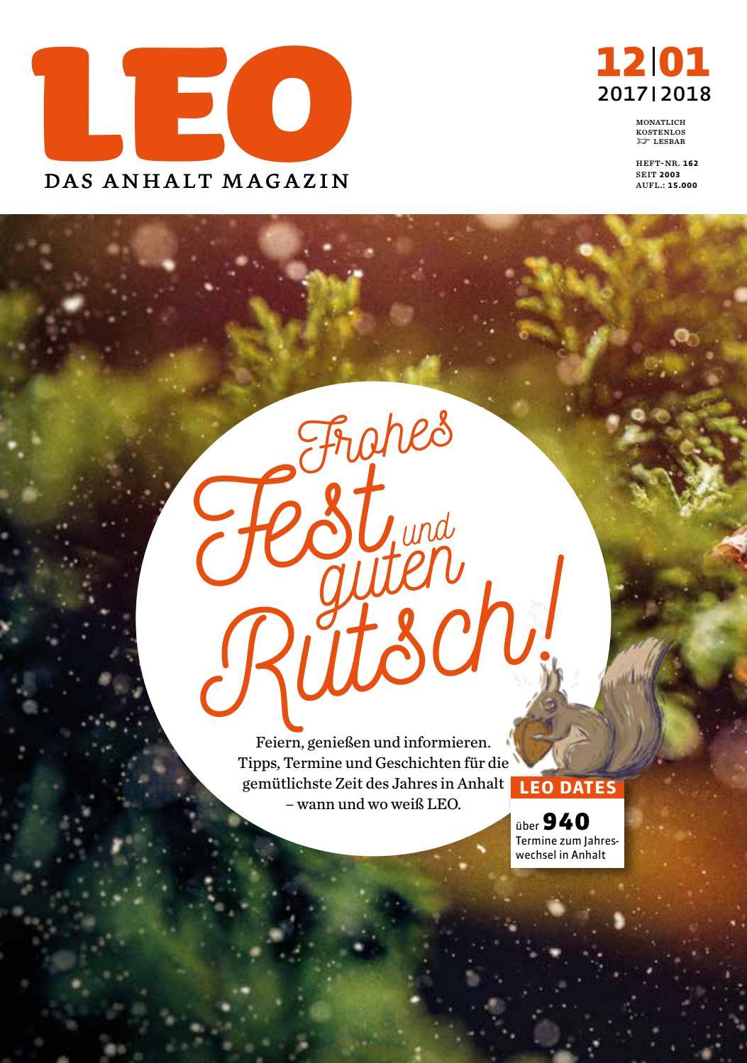 Dezember 2017 by LEO – Das Anhalt Magazin - issuu