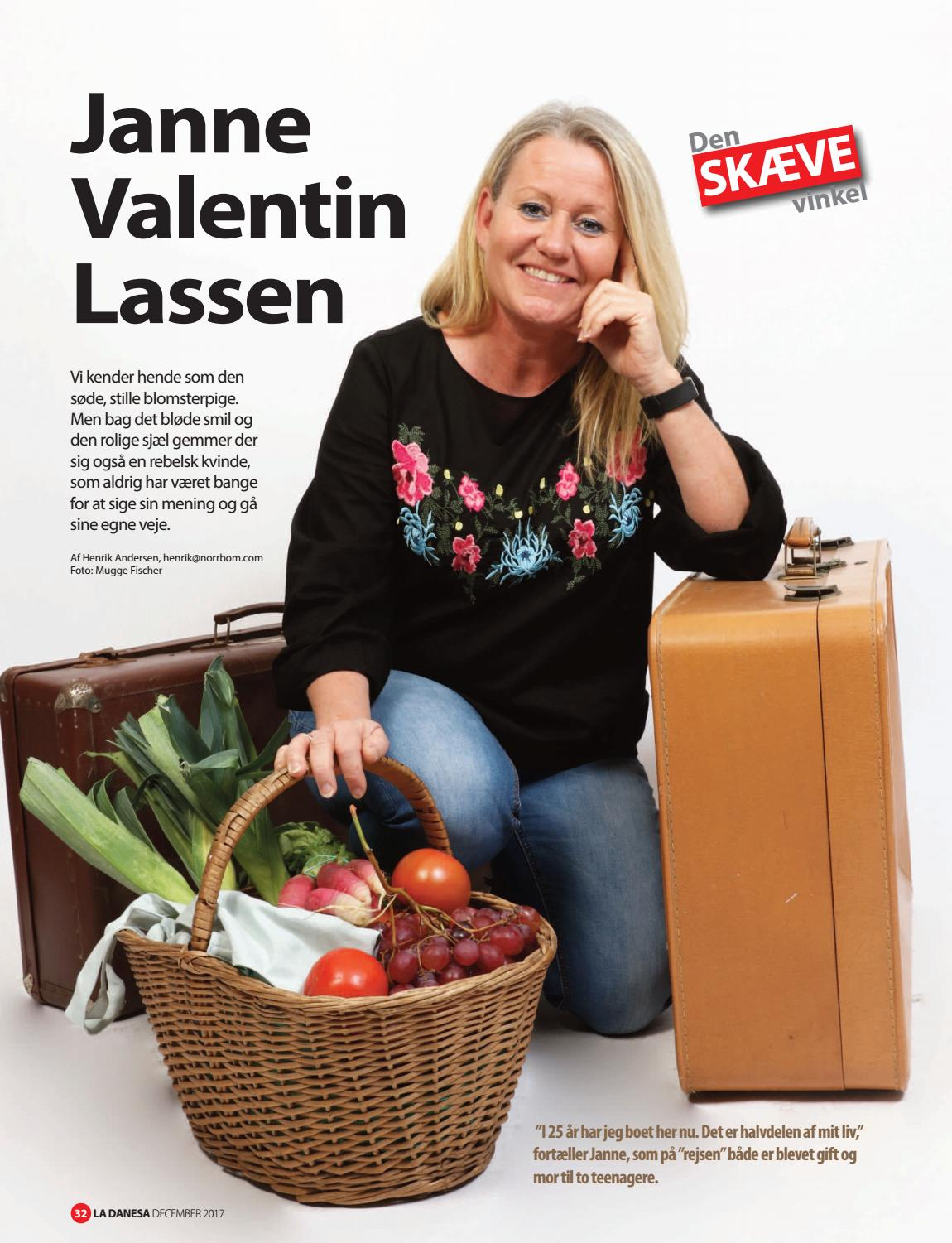 32 års present La Danesa December 2017 by Norrbom Marketing   issuu 32 års present